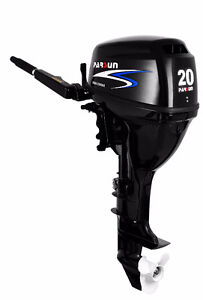New 20 hp Electric Start outboard motor North Shore Greater Vancouver Area image 1