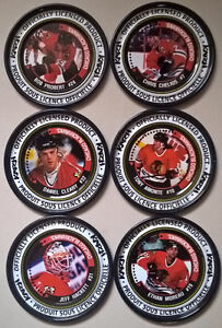 NHL Chicago Blackhawks Hockey Katch Coins