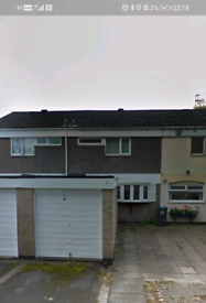 3 bed house to rent shard end (yorks wood)
