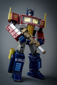 Optimus Prime Year Of The Horse Transformers. Brand New! London Ontario image 3
