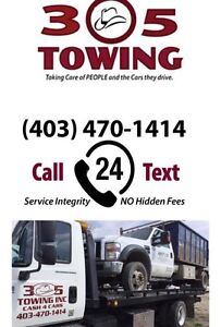Tow truck low rates