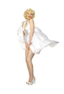 Marilyn Monroe Kleid Kostüm 60er Jahre Marilynkleid ()