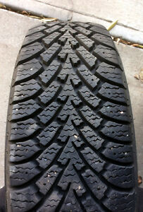 Goodyear Nordic Winter Tires with rims 195/70R14 - 195 70 R14 Edmonton Edmonton Area image 1
