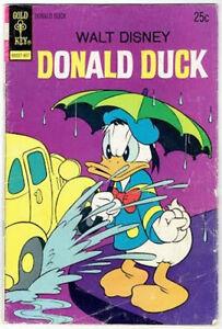 Lot of 10 1970-80s Comic Books – Donald Duck / Huey Dewey Louie