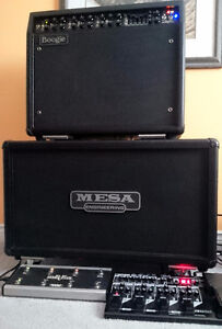 Mintt Boogie Mark V Combo and Mint Extension Mesa 2x12 Cabinet