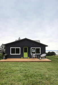 Seaside Cottage, Bay of Fundy, Nova Scotia, Halls Harbour