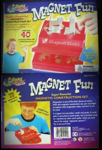 Magnetic Fun Construction Set **BNIB** for ages 6+