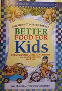 Better Food for Kids - Guide to Nutrition