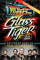 GLASS TIGER live in Fort McMurray