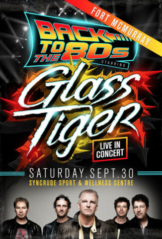 Back to the 80's @ Syncrude Sport & Wellness Center | Fort McMurray | Alberta | Canada