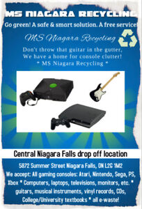 E-waste collection (free service)