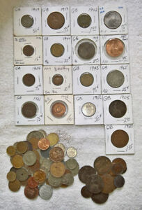Coin Collection 85+ European Coins!