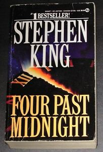 Four Past Midnight by Stephen King (1991, Paperback)