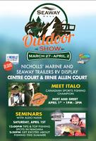 Seaway Mall Outdoor Show - Nicholls Marine