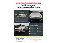 2009 Volkswagen Scirocco Gt tfsi Finance Available 2