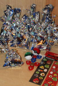 11 Prefilled Loot Bags / Party Favors / Stocking Stuffers