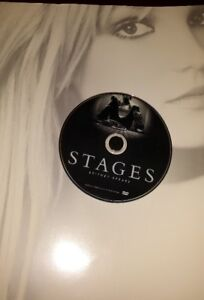 BRITNEY SPEARS 2002 STAGES  BOOK, CD AND POSTER