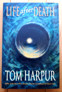 1st Ed. SIGNED by Author! LIFE after DEATH - Tom Harpur