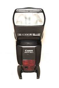 Canon 580 EXII Flash