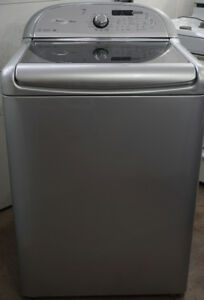 "Whirlpool. ""HE"" washer with HUGE tub."