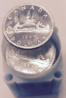 selling junk silver for spot - silver dollars $1 over spot