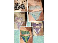 Bikini size 12 bundle 34c