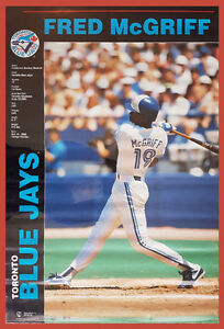 Vintage Blue Jays Posters for your sports den