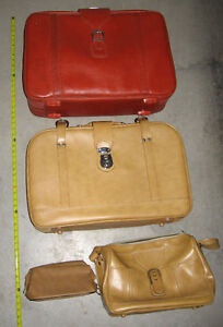 Luggage as seen in photo's