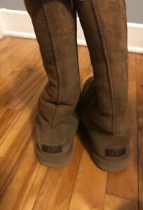 bottes UGG authentiques / UGG winter boots