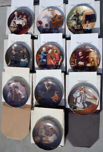 THE HERITAGE SERIES BY NORMAN ROCKWELL $2.00 each