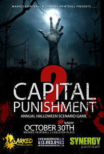 Capital Punishment 2 - Synergy Paintball Event