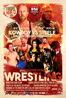 IHW Wrestling at Moncton Lion's Club