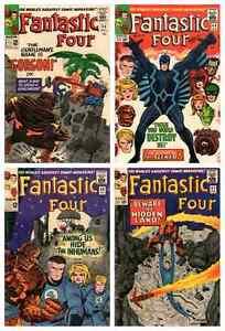 Fantastic Four Comics Collection - Silver Age to Modern Era Kawartha Lakes Peterborough Area image 4