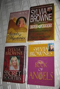 Sylvia Browne  Set of 4 Books