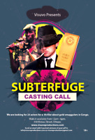 Casting Call For Actors