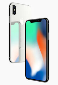 $999 iPhone X NEW/UNOPENED - 64GB Silver