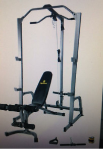 Apex Weight System and Bench