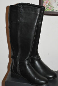 Full-Length Leather Boots