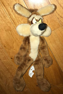 Will E Coyote Looney Tunes 12 Inch plush Ace Novelty