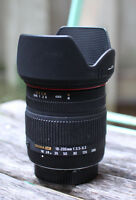 Sigma 18-200mm f/3.5-6.3 DC for Nikon