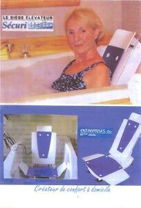 Siège de bain élévateur à vendre