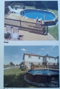 Piscine *BEST PRICE* Prepare For Next Summer !!