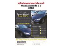 2008 Mazda Mazda 3 S 1.4