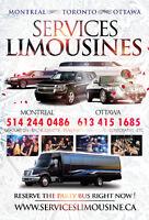 Sedan executive *** Limousine *** Party Bus Limousine *** Coach