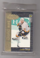 Carte hockey 95-96 Collector's Choise Crash the Game Or (Z751)