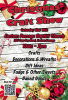 Eastern Passage Christmas Craft Show