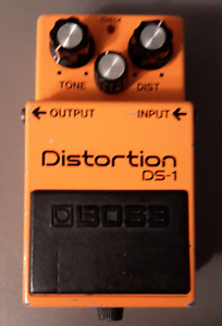1982 Boss DS-1 Distortion MIJ