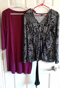 Thyme Maternity Clothes Medium/Large Dressy/Casual