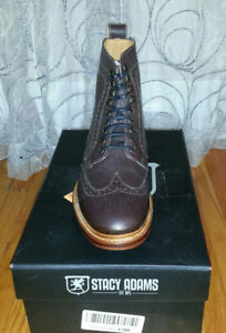 *Stacy Adams Men's Classic Boots for sale Brand New in the box*