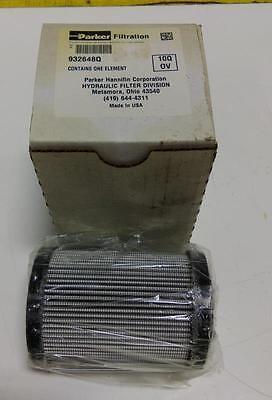 Parker Hydraulic Filter 932648q 10q Ov